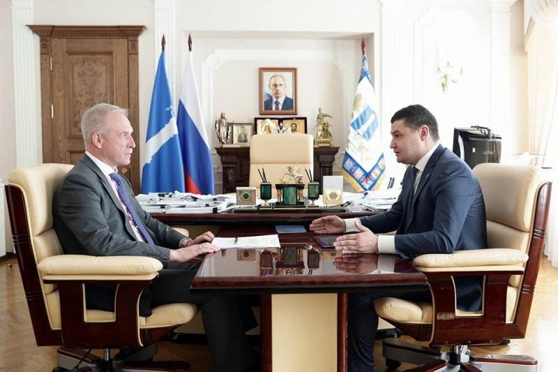 Сергей Морозов: «Единая Россия» будет переформатировать свою работу»