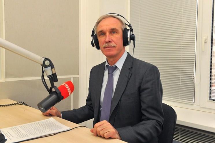 Сергей Морозов на радио