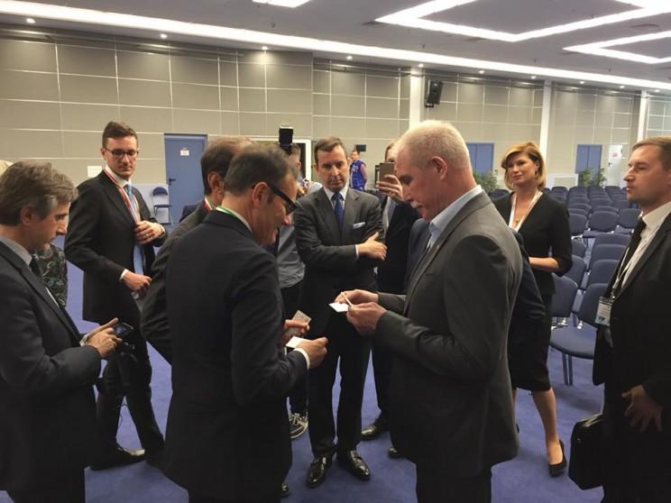 Сергей Морозов посетил 19-ю международную выставку «Металлообработка-2018»