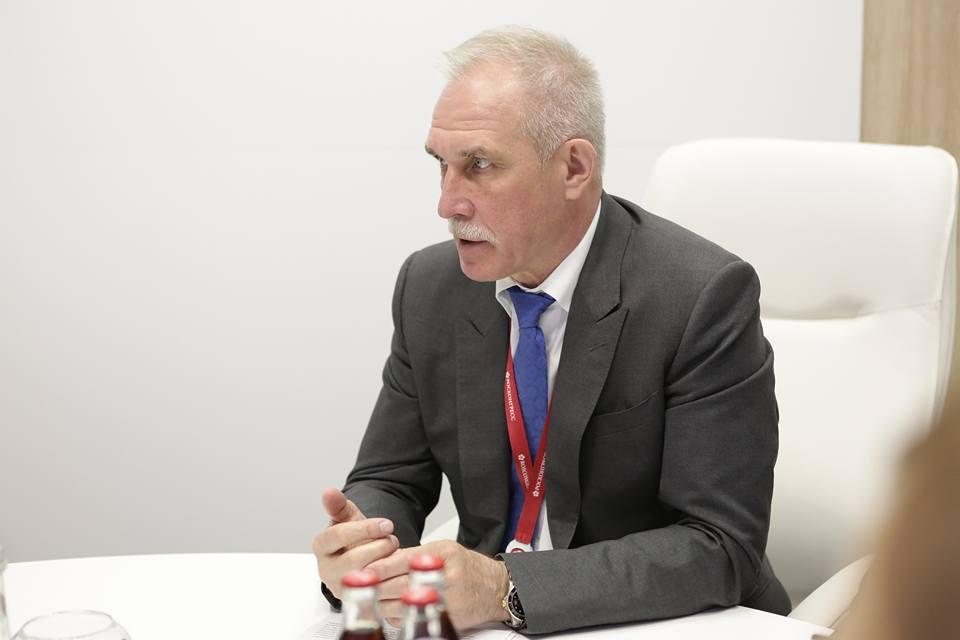 Сергей Морозов провел переговоры с Анатолием Чубайсом