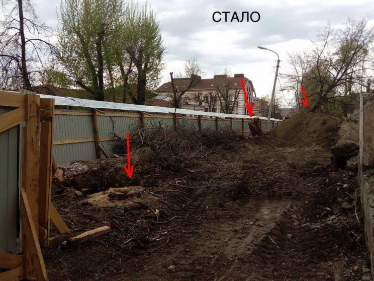 Стройка на перекрестке ул.Бебеля и ул.Матросова, 2017 - 2