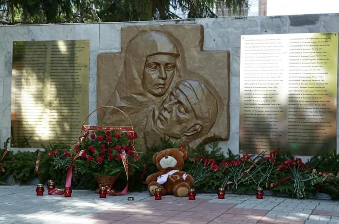 В Ульяновске открыли мемориальную доску с именами медицинских работников, внесших свой вклад в Победу