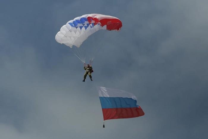 В Ульяновске отметили 20-летие 31-й отдельной гвардейской десантно-штурмовой бригады