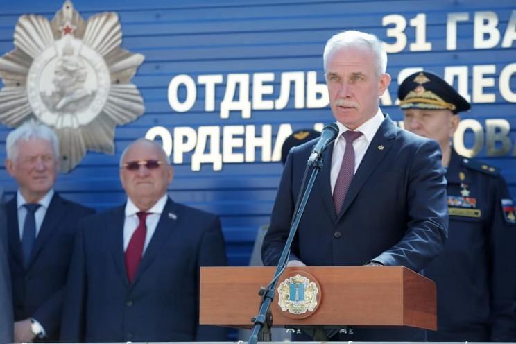 В Ульяновске отметили 20-летие 31-й отдельной гвардейской десантно-штурмовой бригады - 4