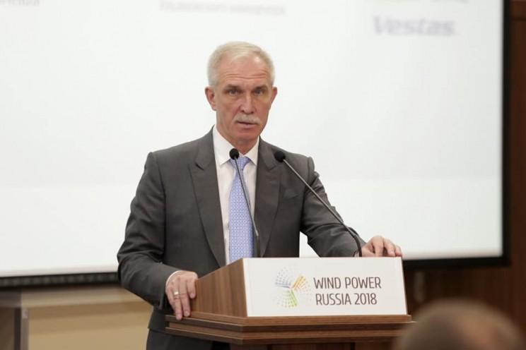 В Ульяновске проходит международный инвестиционный форум «Ветроэнергетика-2018», 16 мая 2018 - 1