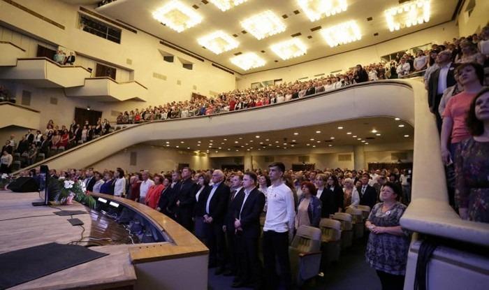 В Ульяновске прошла 53-я межрегиональная научно-практическая медицинская конференция