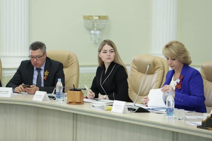 В Ульяновской области создадут региональный Фонд истории и интерактивную карту, Абдуллов, Рогаткина, Никитенко, 8 мая 2018