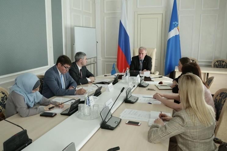 В первом 2018 года внешнеторговый оборот Ульяновской области составил 227 миллионов долларов