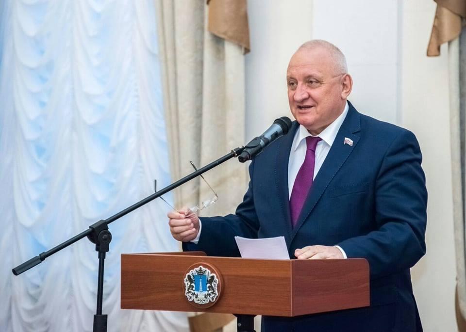 Губернатор Ульяновской области поздравил председателя Законодательного собрания с днем рождения