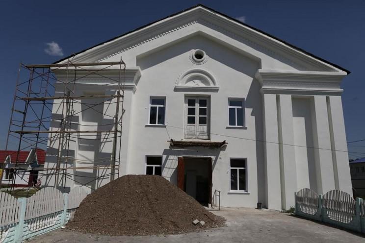 Дом культуры Базарный Сызган