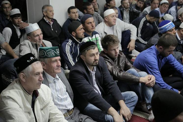 Губернатор Ульяновской области поздравил мусульман с праздником Ураза-Байрам, 15 июня 2018 года - 2