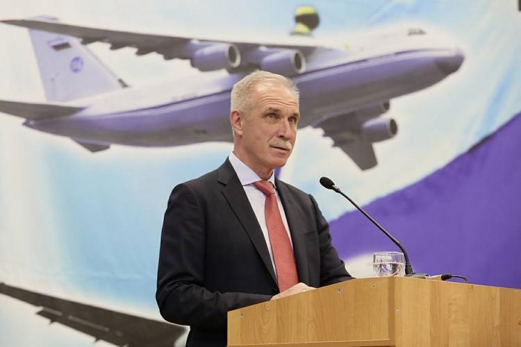 Сергей Морозов: «Я от души желаю всем «авиастаровцам» благополучия, здоровья, трудовых успехов»