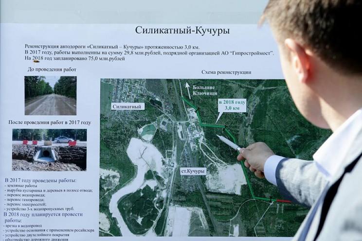 Губернатор Ульяновской области рассказал о масштабных ремонтных работах в Сенгилеевском районе - 2