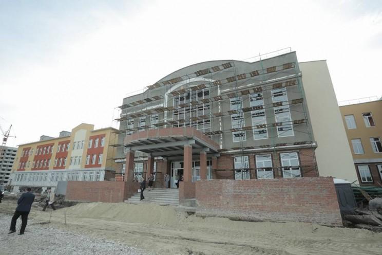 Губернатор проинспектировал ход строительства образовательных учреждений в Ульяновске - 1