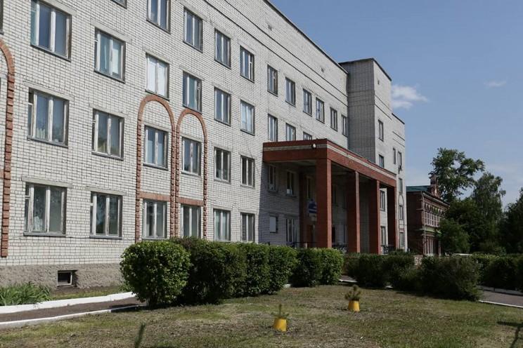 Комплекс зданий Сенгилеевской районной больницы будет отремонтирован - 1
