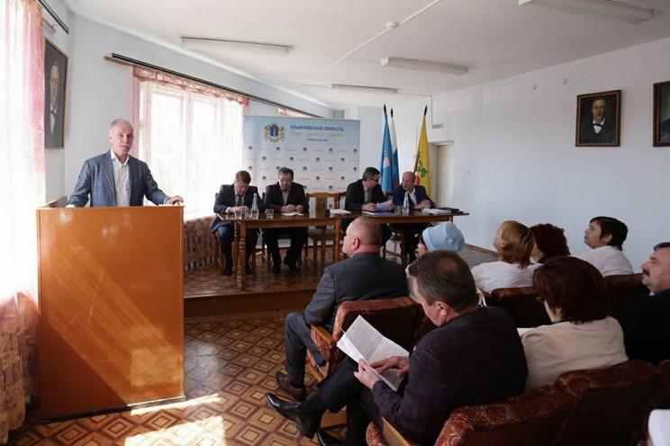 Комплекс зданий Сенгилеевской районной больницы будет отремонтирован - 3