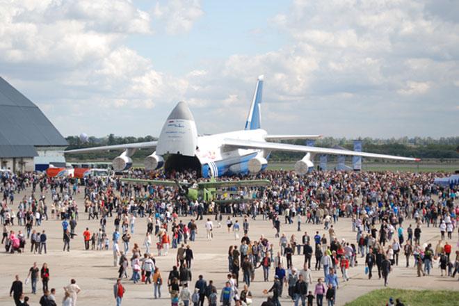 Международный авиатранспортный форум в Ульяновске