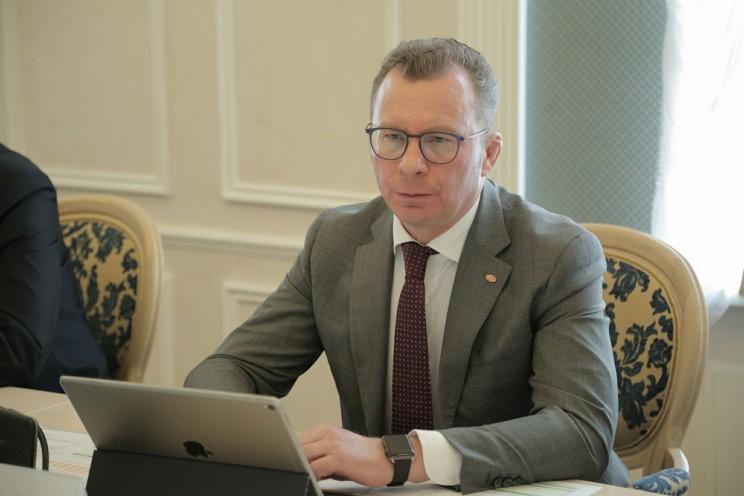 Михаил Скороход, президент Евроцемент груп