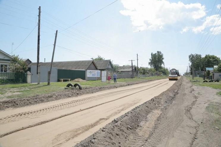 На ремонт и содержание автомобильных дорог в Старомайнском районе направлено почти 130 миллионов рублей - 3