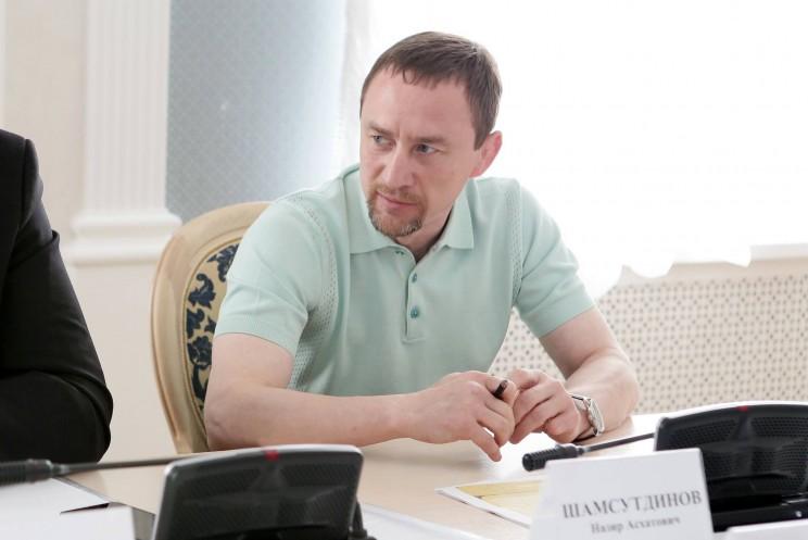 Назир Шамсутдинов