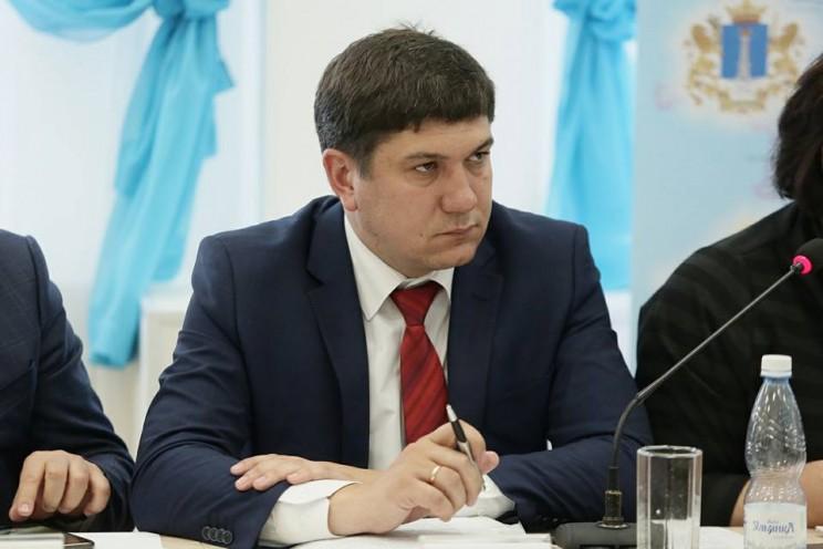 Павел Дегтярь