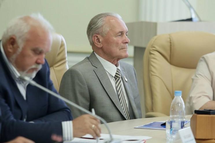 Сергей Ермаков, 21 июня 2018 года