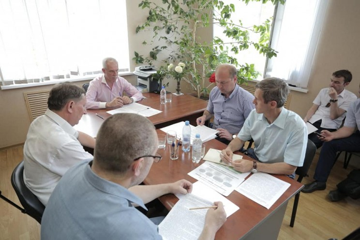 Сергей Морозов предложил создать региональный центр развития энергетики, «зеленых» и инвестиционных технологий, 26 июня 2018 года - 1