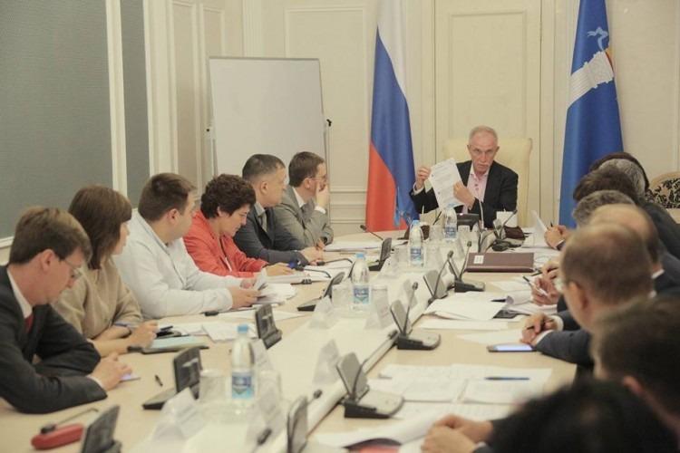 Сергей Морозов: «Нам необходимо погрузиться в проблемы, которые волнуют граждан»