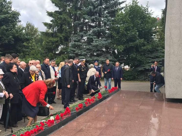 Сергей Морозов в Калининграде - 2
