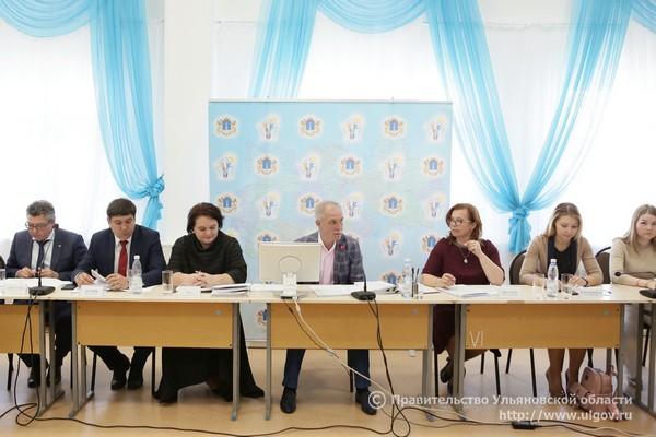 В Ульяновской области будет создана служба семейных участковых