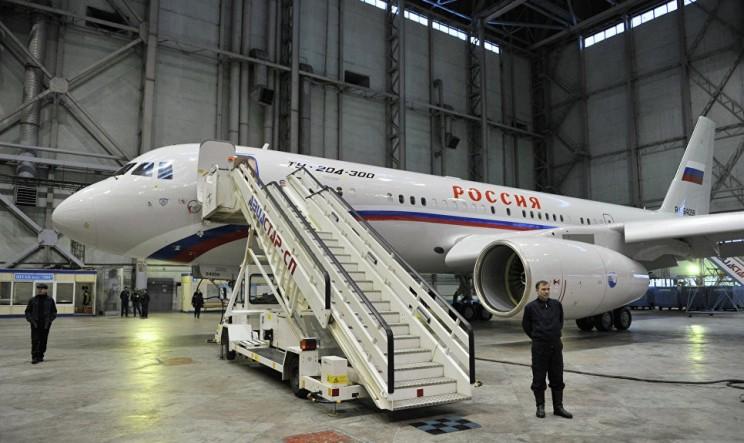 Ту-204-300, авиастар