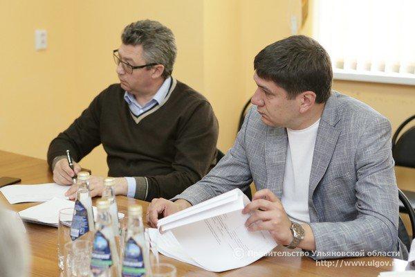 Рашид Абдуллов и Павел Дегтярь