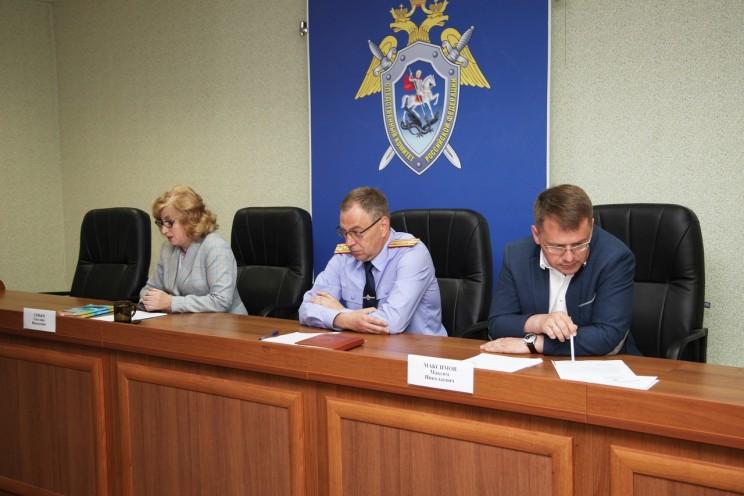В СК обсудили уголовное судопроизводство, связанное с несовершеннолетними - 1