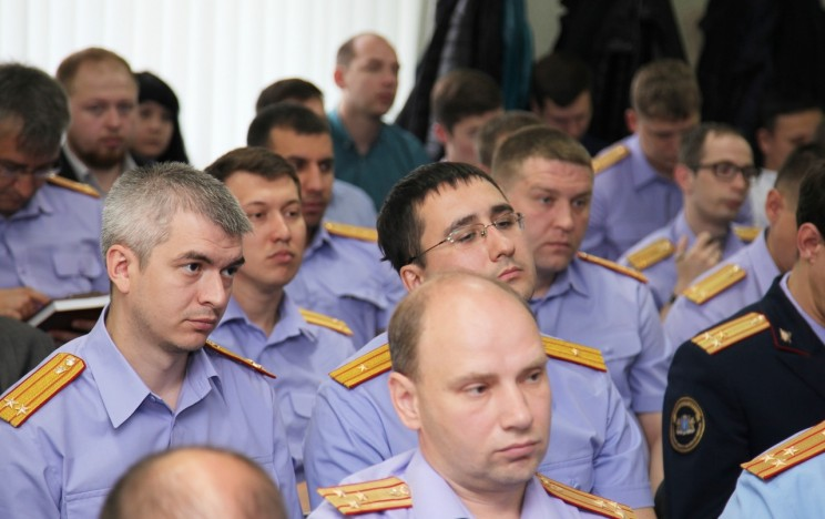 В СК обсудили уголовное судопроизводство, связанное с несовершеннолетними -  2