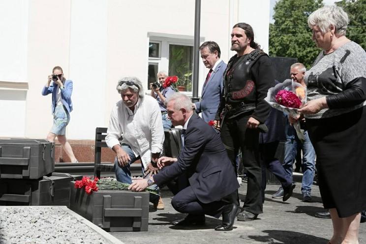 В Ульяновской области открыли памятный знак «Дороги Великой Победы» - 2