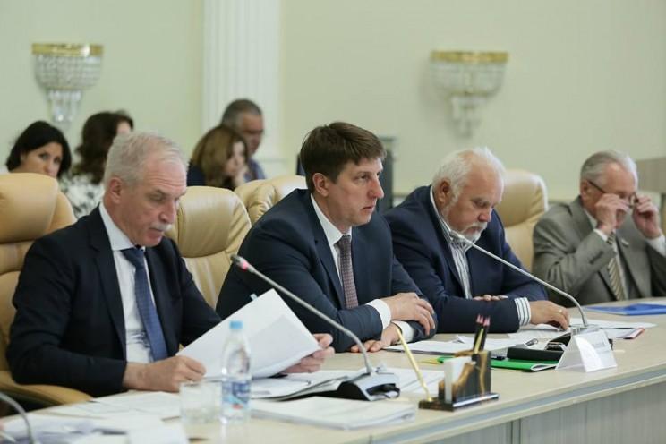 В Ульяновской области создали рабочую группу для анализа влияния пенсионной реформы и повышения качества жизни