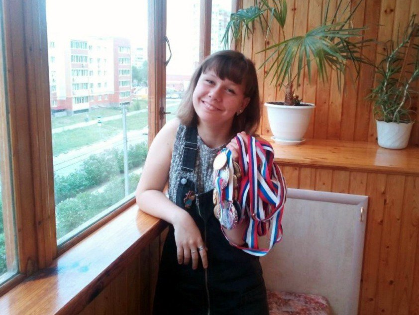 Гордость России: Яна Фирсова из Ульяновска
