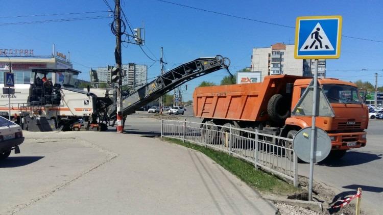 Ремонт дорог в Ульяновске: текущее состояние
