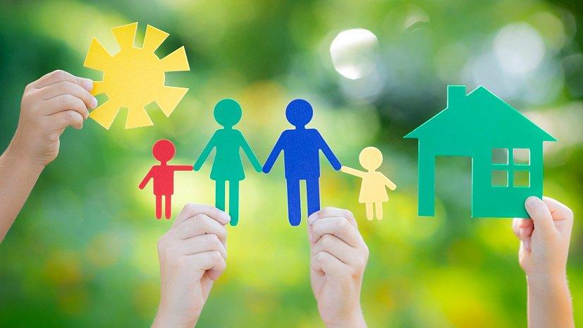 Число многодетных семей в Ульяновской области за 13 лет выросло почти втрое
