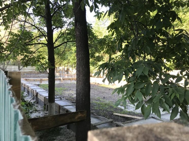 стройка за памятником жертвам Чернобыля в Ульяновске - 3