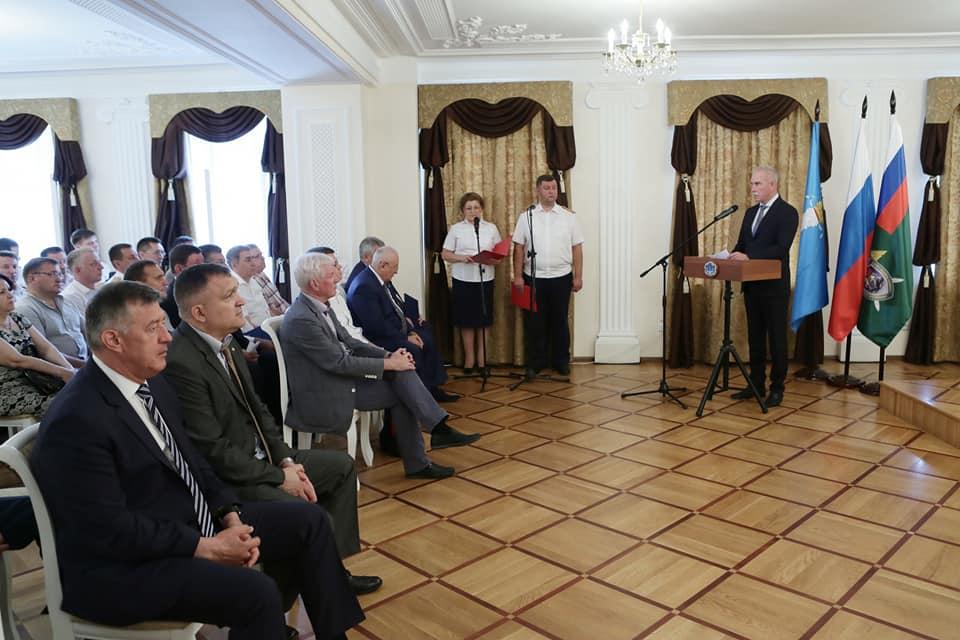 В Ульяновске отметили День сотрудников органов следствия Российской Федерации