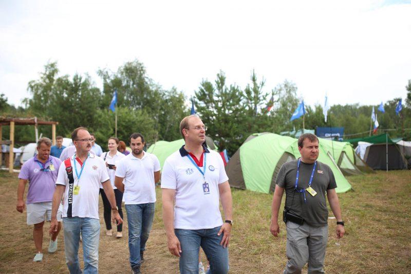 «Инженеров будущего» навестил глава правительства Ульяновской области