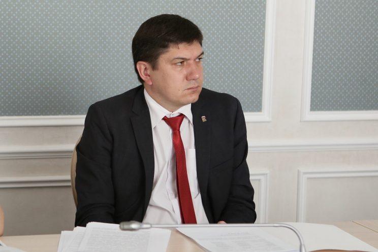Павел Дегтярь будет курировать работу министерства здравоохранения Ульяновской области до назначения нового министра