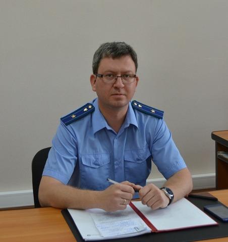 В Чердаклинском районе Ульяновской области новый прокурор