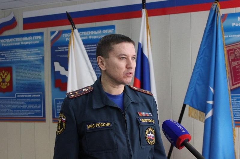 Заместитель начальника главного управления МЧС по Ульяновской области заинтересовал правоохранителей