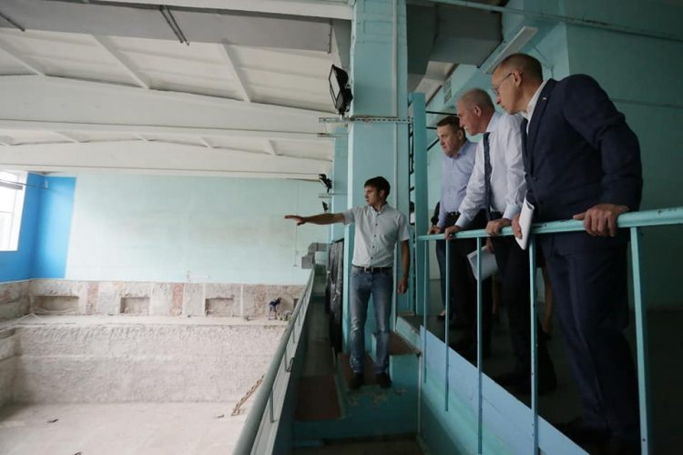 В Ульяновске продолжается модернизация спортивных комплексов «Торпедо» и «Авангард», а также решается судьба стадиона «Мотор»
