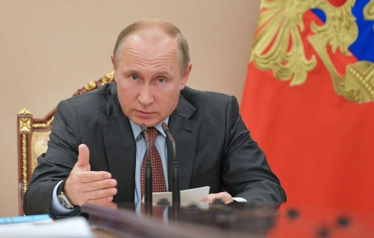Владимир Путин заявил, что ему не нравится повышение пенсионного возраста