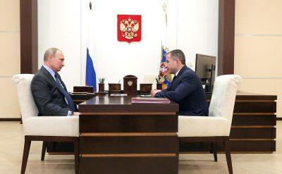Михаил Бабич официально назначен послом России в Белоруссии