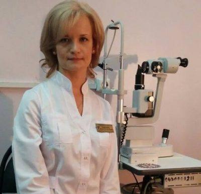 Симбирский курьер: «Ирина Шишкина- лучший офтальмолог страны»