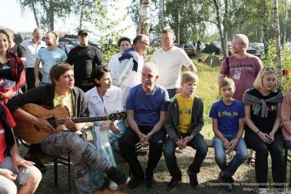 Сергей Морозов: «Межрегиональный фестиваль «Ломы-2018» собрал всех нас уже в 16-й раз»